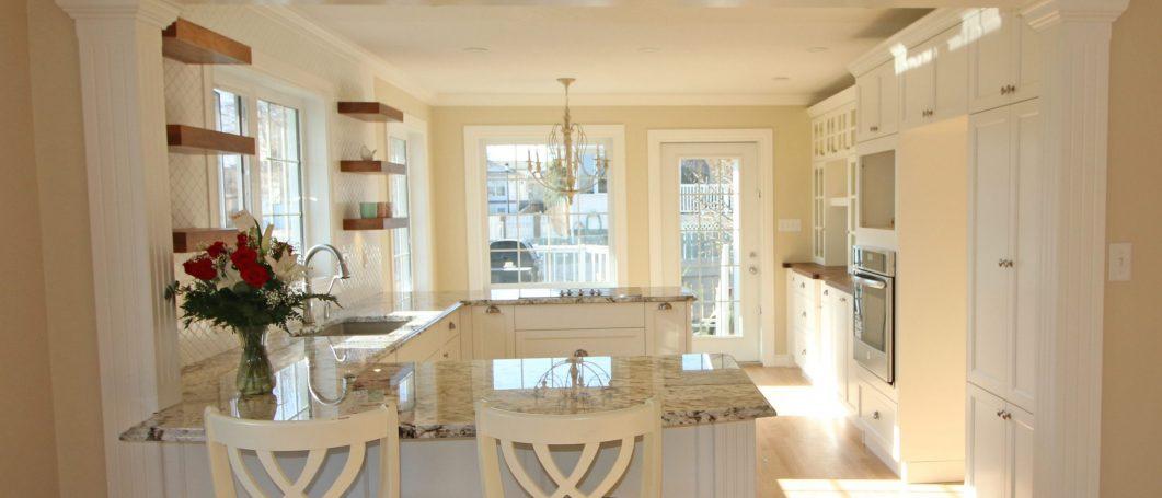 Elegant Classic Scaninavian Kitchen0